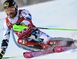Marcel Hirscher beim Slalom