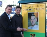 Harald Richter Dominic Thiem