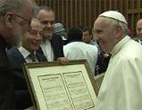 Papst empfängt Salzburg