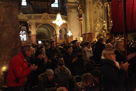 SLUK Konzert in der Wiener Franziskanerkirche