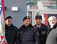 Policijska postaja Velikovec Michaela Kohlweiß policija