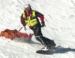 Akja Bergrettung Rettungsschlitten