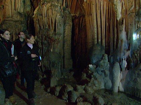SSC Grotte Vilenica und Krautsuppe Karst