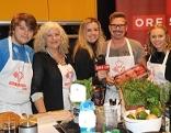 Luca Schwabenitzky, Elfi Eschke, Christina Sonntag, Robert Teichmann und Stefanie Pfeiffer (v.l.n.r.)