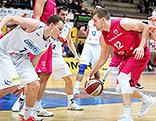 Gunners gegen Club Baskets Bonn