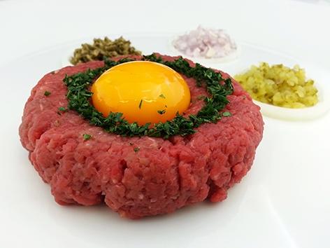 Beef Tatar