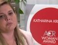 Woman award Kreuter
