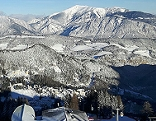 Semmering Weltcup Panorama