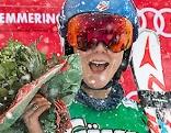 Mikaela Shiffrin Weltcup Semmering Ehrung Riesentorlauf Tag 2