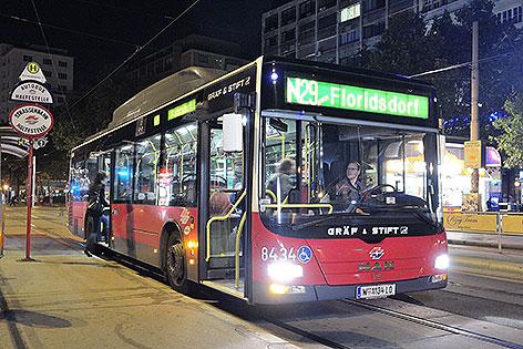 Nightline / Nachtbus