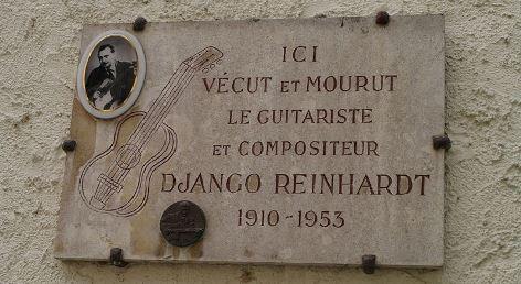 Reinhard Django