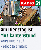 Musikantenstund auf Radio Steiermark