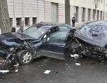 Verkehrsunfall Landstraße
