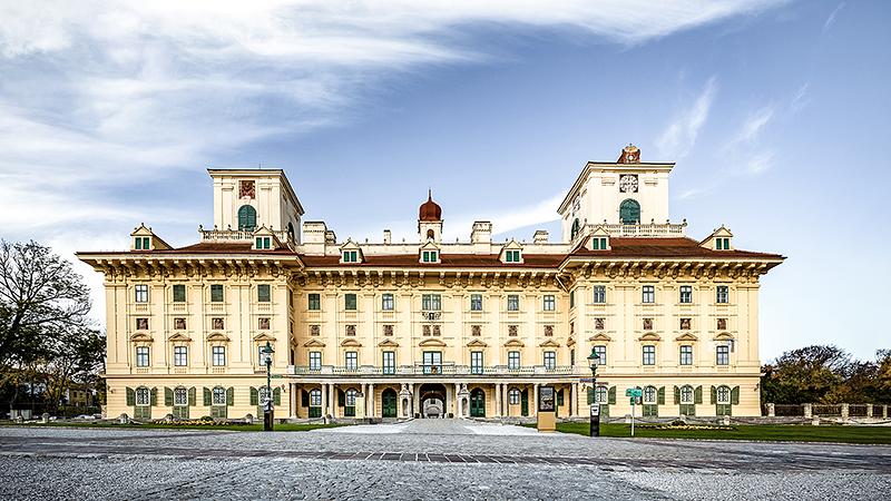 Schloss Esterhazy, Haydnsaal, Esterhazy