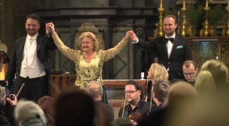 Edita Gruberova | Jubiläumskonzert im Wiener Stephansdom