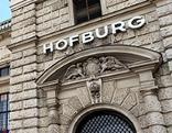 Eingang zur Hofburg