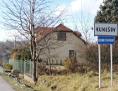 Zweisprachige Ortstafel Slowakei