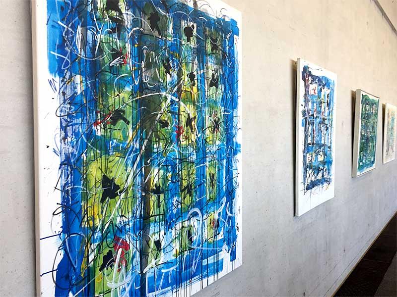 Gefälschte Staudacher-Gemälde