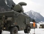 Skyguard-Radar des Bundesheers