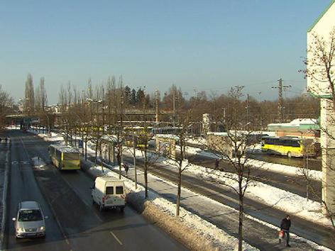 Bahnhof Areal Bregenz