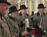 Verleihung Ehrenzeichen Schützenhöfer, Pröll, Pühringer, Häupl