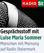 """""""Gesprächsstoff"""" mit Luise Maria Sommer"""