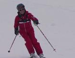 Salzburgs älteste Skilehrerin