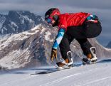 Snowboarder Hämmerle Alessandro