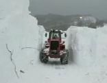 Schneekatastrophe Mittelitalien