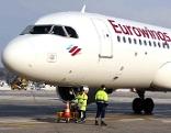 Eurowings Flug Salzburg nach Paris Jungfernflug