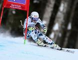 Scheyer bei Super G Garmisch