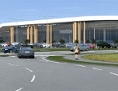 Novi kupovni centar u Cindrofu