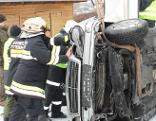 Feuerwehreinsatz nach Unfall