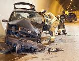 Unfall Achraintunnel