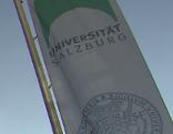 Fahne Uni Salzburg