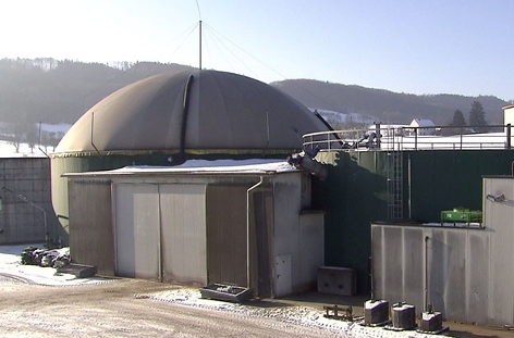 Biogasanlage Kilb