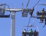 Unglück Nassfeld Skilift Sessellift Sicherheit