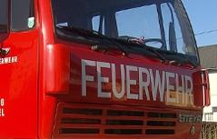 Trockenheit Feuerwehr Wassertransporte