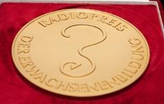 Auszeichnung für Radiopreis der Erwachsenenbildung
