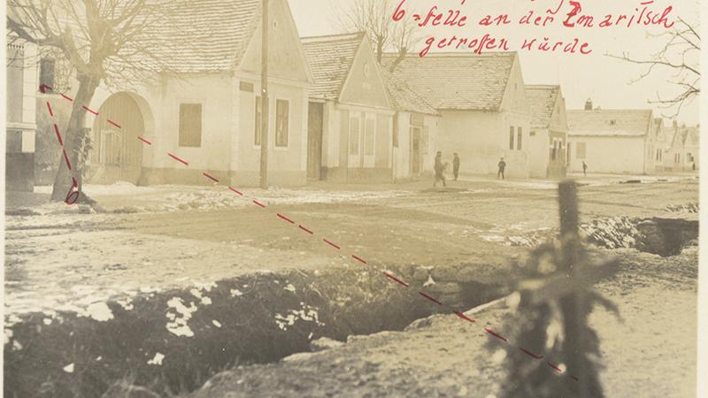 Schattendorf Was geschah vor 90 Jahren