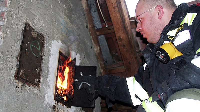 Kaminbrände vermeiden