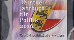 Zbornik politiko Hren Karl Anderwald Peter Filzmaier 2016 politični politolog