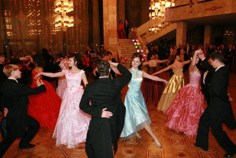 Ball tanzen