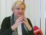 Sandra Frauenberger bei erster Pressekonferenz als Gesundheitsstadträtin