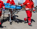 Rettung Sanitäter Sujet