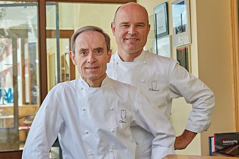 Karl und Rudolf Obauer