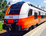 ÖBB Zug Bahn