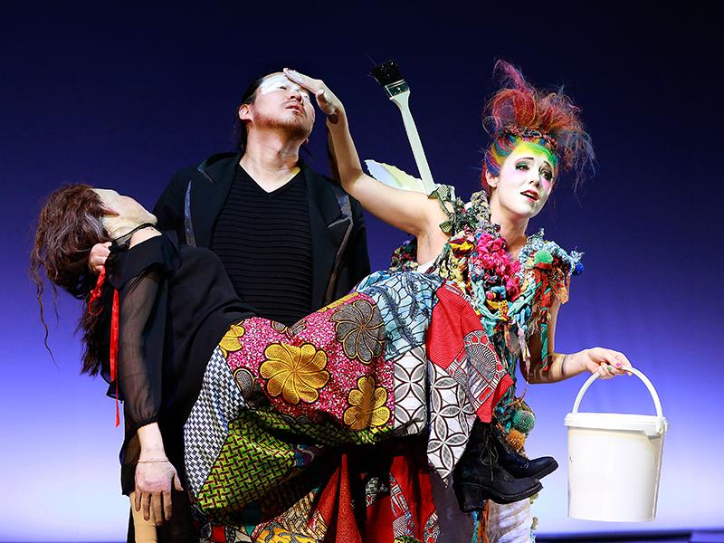 Premiere Orpheus und Eurydike