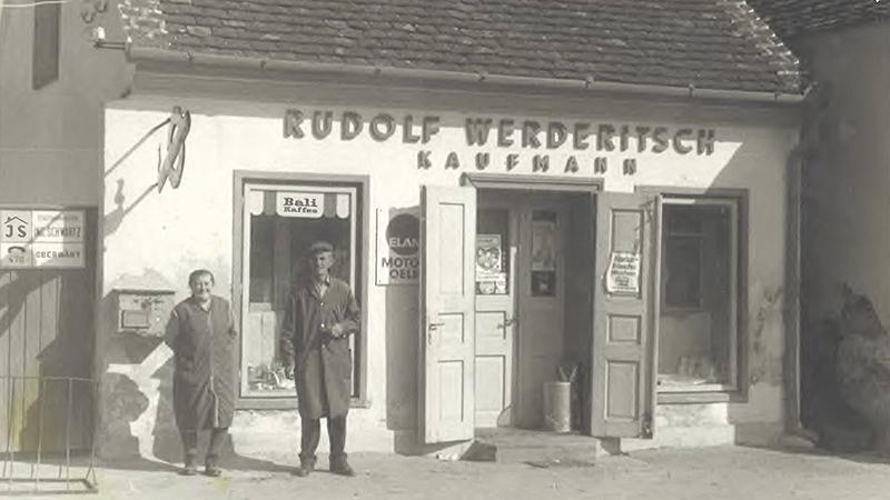 Greißlerei Hannersdorf