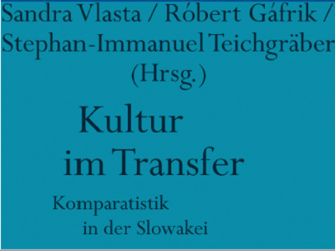 """Bandpräsentation """"Kultur im Transfer"""""""